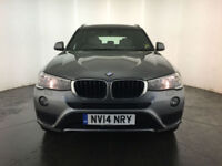 2014 BMW X3 XDRIVE 20D SE ESTATE 190 BHP 1 OWNER BMW SERVICE HISTORY FINANCE PX