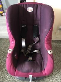 Brirax car seat