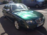 Rover 75 Diesel 2005yr