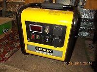 STANLEY SIG 2000 GENERATOR