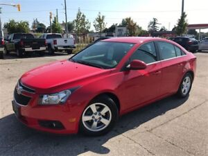2014 Chevrolet Cruze LT / *AUTO* / ALLOY'S / ONLY 81KM