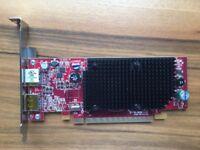 Dell ATI FireMV 2260 Dual DisplayPort 256MB PCI-E Graphics Card