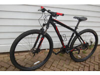 """SPECIALIZED Hardrock 29"""" wheel MTB mountain bike cycle - Ashford - Can deliver"""