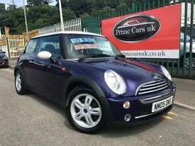 2005 (05 reg) MINI Hatch 1.6 Cooper 3dr Hatchback 5 Speed Manual Petrol