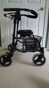 Nexus 3 Walker with basket, in like new condition .