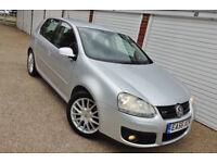 ** 2007 56 Volkswagen Golf 2.0 TDi GT DSG Auto 1 Owner **