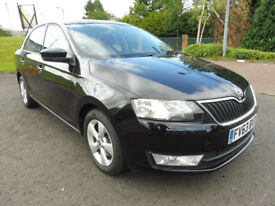 2013 (63) Skoda Rapid 1.6 Tdi Diesel SE (High spec model)
