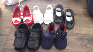 Baby shoes size 1 - 4