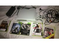 Xbox 360 & games - ready to play