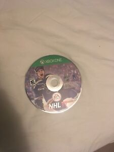NHL 17 disc perfect condition