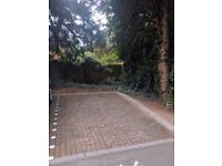Parking space for rent in private residential development