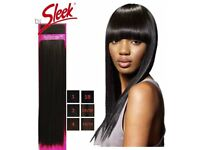 Sleek Fashion Idol 101 Hot Yaki Weave Weft - Various Length