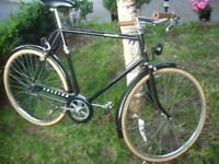 Vintage Raleigh cafe racer 3 speed (Made in England)