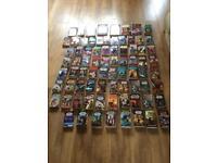 Star Wars book joblot 77 books in total