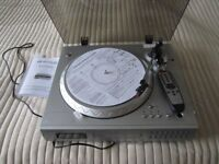 Neostar vinyl turntable,cassette, cd player/recorder,