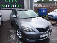 Mazda 3 1.6 TS, Great Condition, New MOT, Warranty, Serviced, Low Miles