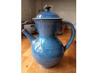 Beautiful French handmade coffee pot
