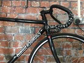 HRD [HiRidersDrugs] Nova Fixie with Columbus Tusk Carbon Fork Fixie/Fixed Gear Bicycle £500