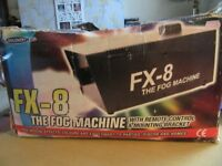 FX-8 FOG MACHINE
