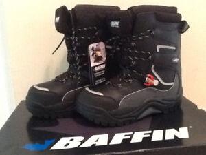 Baffin Hurricane snow boots -new men's sz10