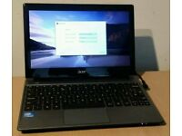 Acer Chromebook. Great condition
