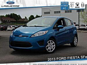 2013 Ford Fiesta SFe**CRUISE*A/C* SIÈGES CHAUFFANTS**