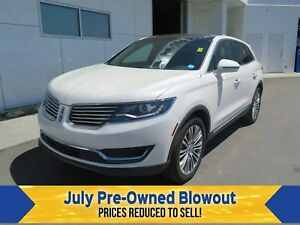2016 Lincoln MKX Reserve V6 Engine.