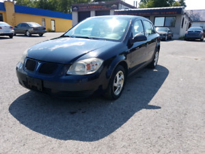 2007 Pontiac G5  SAFETY AND E- TESTED