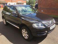 Volkswagen Touareg Se V6 Tdi Automatic 3.0 Diesel 12 Months MOT HPI Clear