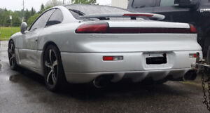 MUST SEE 94 Dodge Stealth R/T TT AWD new engine+trans TRADES