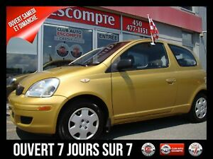 Toyota Echo 3dr HB Automatique