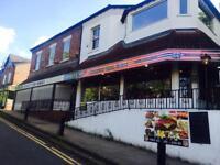 Restaurant/takeaway/hot food/cafe/bar for quick sale