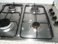 Electric Oven,Gas Hob.