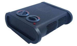 Portable Electric Heater (Cabin, Boat, Home...)