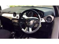 2016 Vauxhall Adam 1.2i Jam 3dr with Darkside Roo Manual Petrol Hatchback
