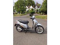 2007 PIAGGIO LIBERTY 50cc £549