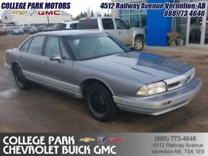 1992 Oldsmobile 88 LS  less than $1000 stay dry leave the bike a