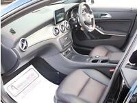 Mercedes Benz CLA A Shooting Brake 220 CDI AMG Sport