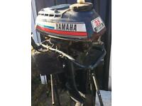 Yamaha outboard spares or possible repair