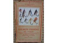 Salmon fishing by Eric Taverner