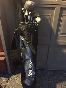 Mens RH Taylor Made LCG Clubs