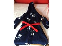 Boys M & S Dressing Gown