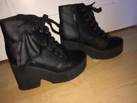Iron fist bat boots