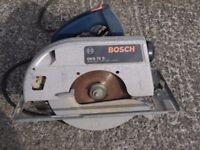 Bosch mains circular saw