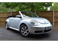 2006 Volkswagen Beetle 1.6 Luna Convertible £99 A Month £0 Deposit