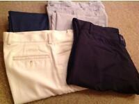 Men's golf trousers, Nike, Callaway, Under Armour, Oakley