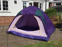 Sunncamp Rambler 3 man some tent