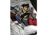 Bundle of boys clothes 5-6yrs
