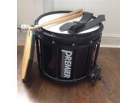 Premier side snare drum