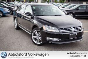 2013 Volkswagen Passat 3.6L Highline (DSG)